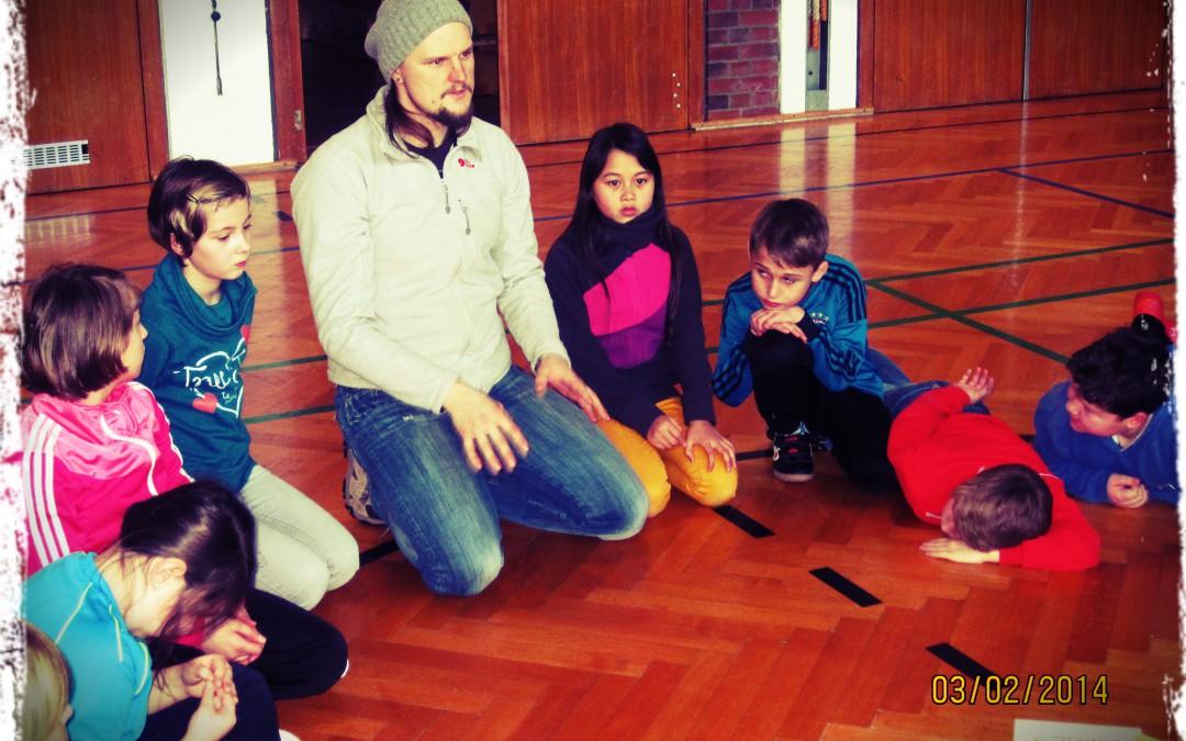 Sozialkompetenztraining in der Grundschule Viechtach