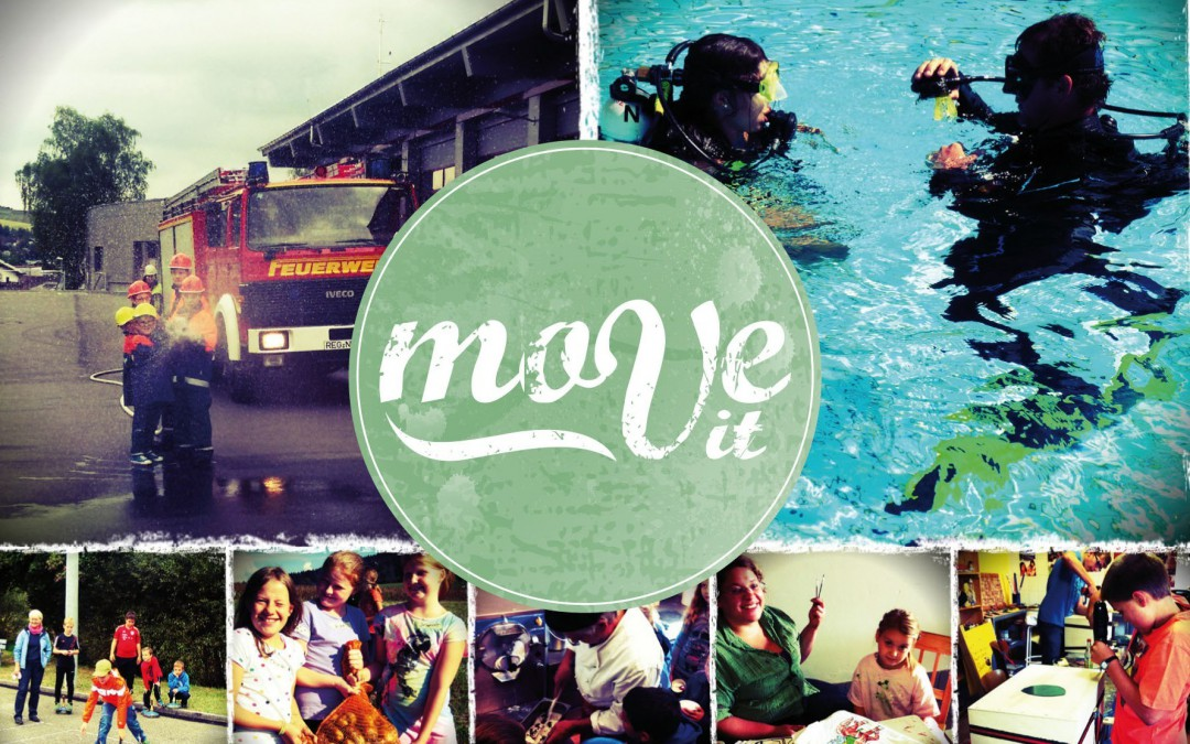 Ab heute in den Schulen: Ferienprogramm 2.0 – Fun für Kids