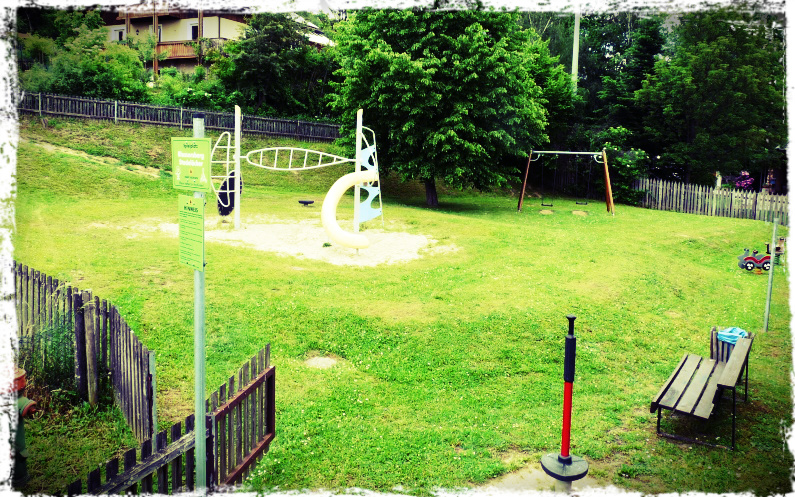 Unterstütze die Realisierung eines Indianerspielplatz am Stadeläcker und schaffe Raum für Spiel und Phantasie