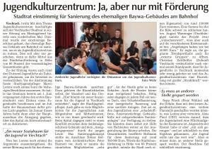 Viechtacher Anzeiger 06.04.2016