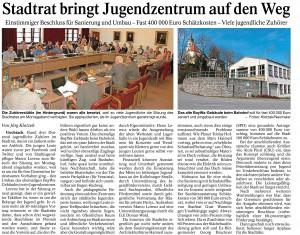 Viechtacher Bayerwald-Bote 06.04.2016