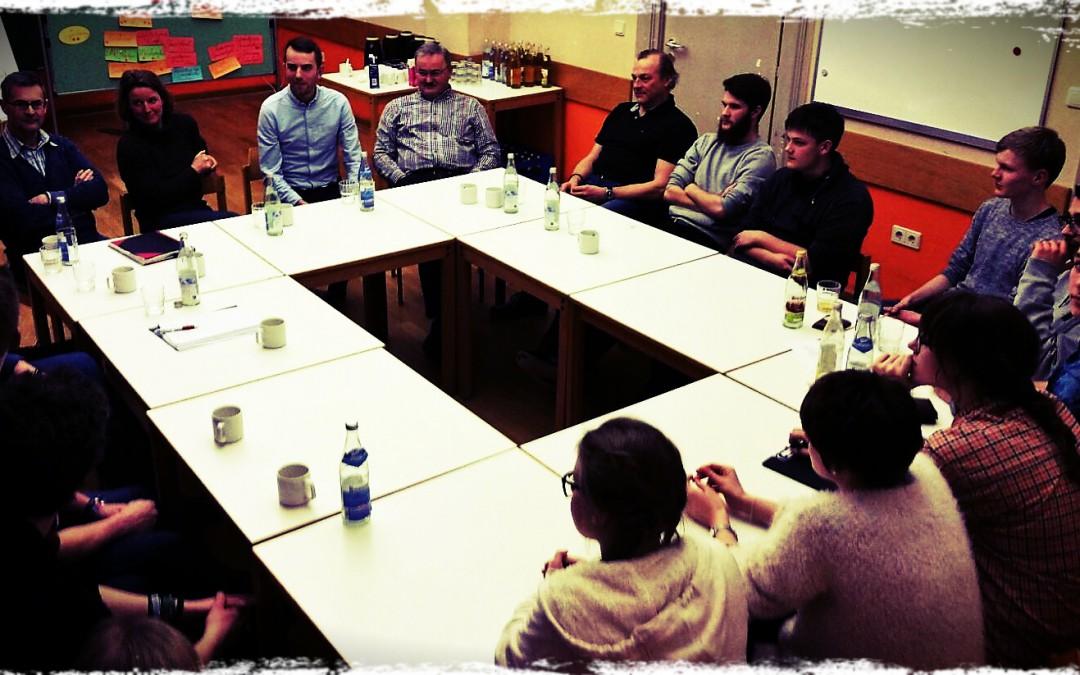 Willkommen zu unserem ersten Blog vom Jugendrat Viechtach