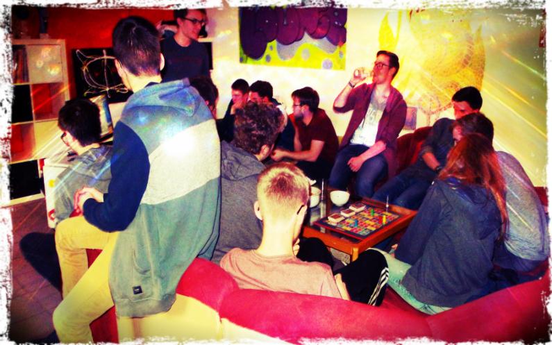 LAN-Party: Das Törnament