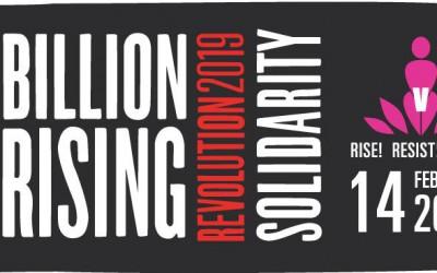 One Billion Rising 2019 Viechtach