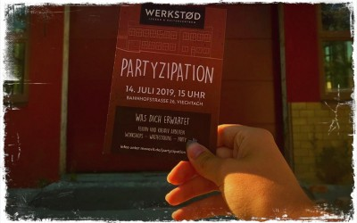 Partyzipation in der WERKSTØD – Do It Yourself JuKuZ!!
